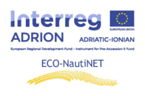 Interreg ADRION projekt ECO-NautiNET