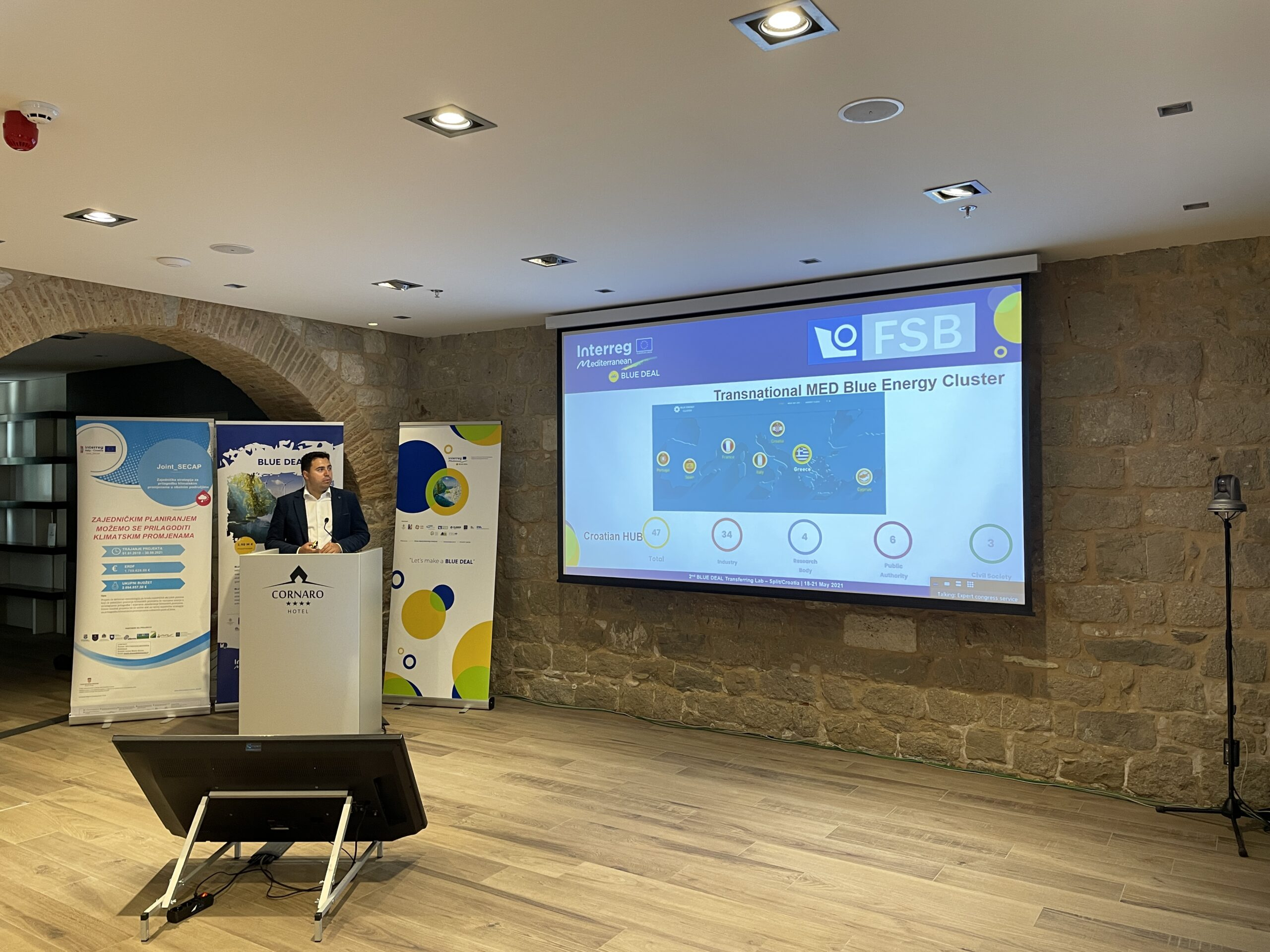 Budućnost iskorištavanja energije more u Hrvatskoj