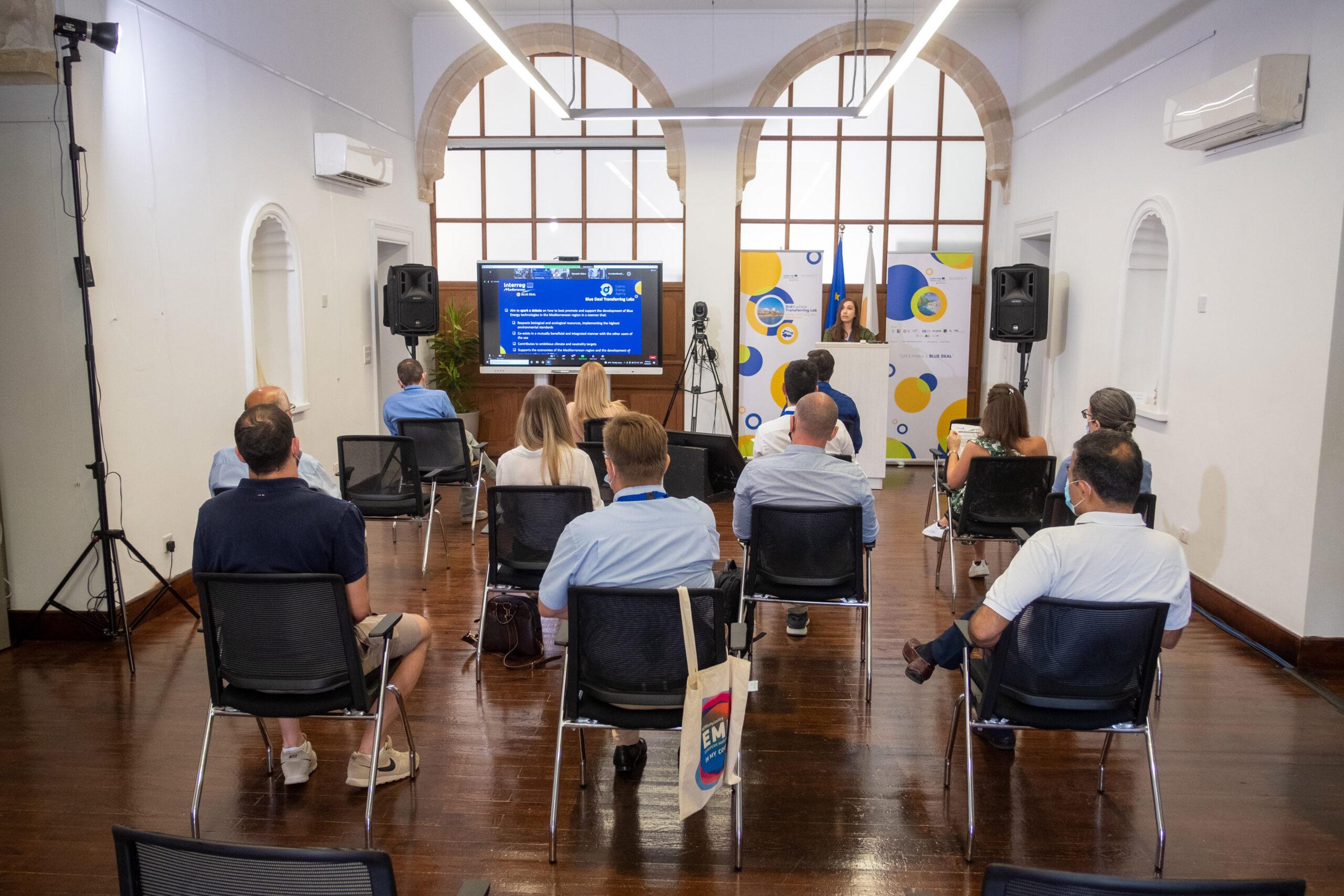 Učinjeni prvi koraci prema kapitalizaciji potencijala plave energije na Cipru